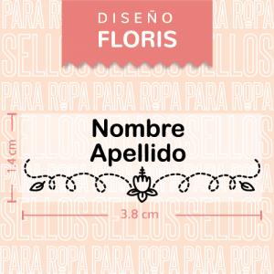 Etiquetas-para-Marcar-Ropa-Floris
