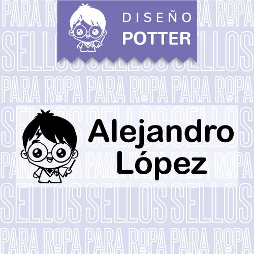 Etiquetas-para-Ropa-Mexico-Potter