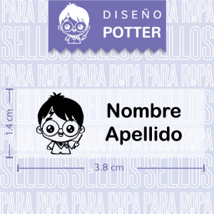 Etiquetas-para-Ropa-Potter