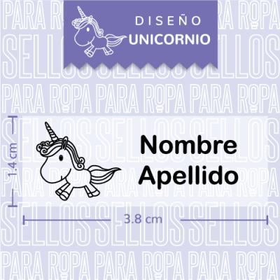 Etiquetas-para-Ropa-Unicornio