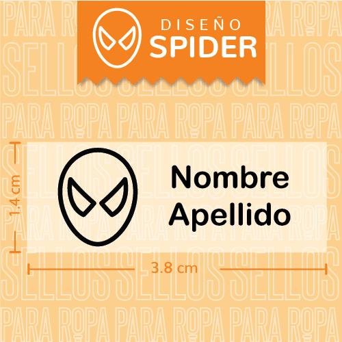 Sello-para-Ropa-Spider
