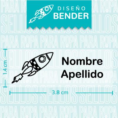 Sellos-para-Ropa-Guadalajara-Bender