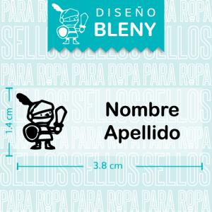 Sellos-para-Ropa-Guadalajara-Bleny