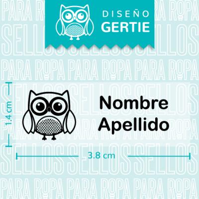 Sellos-para-Ropa-Guadalajara-Gertie