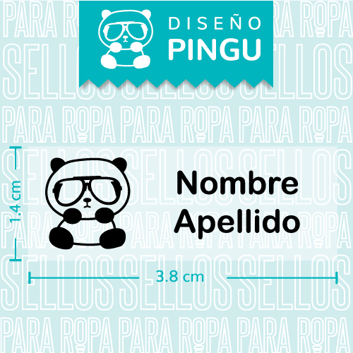 Sellos-para-Ropa-Guadalajara-Pingu