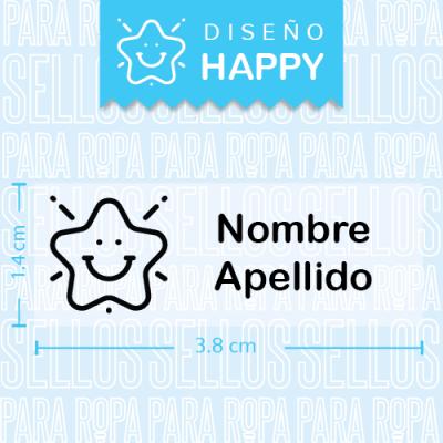 Sellos-para-Ropa-Guarderia-Happy
