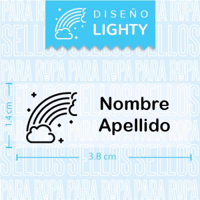 Sellos-para-Ropa-Guarderia-Lighty