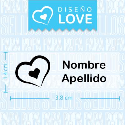 Sellos-para-Ropa-Guarderia-Love