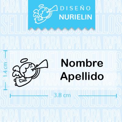 Sellos-para-Ropa-Guarderia-Nurielin