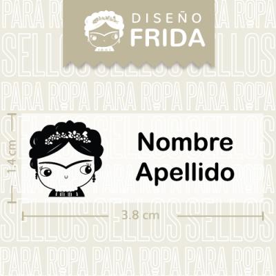 Sellos-para-Ropa-Mine-Frida