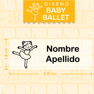 Sellos-para-Ropa-Personalizados-DF-BabyBallet