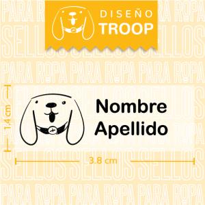 Sellos-para-Ropa-Personalizados-DF-Troop
