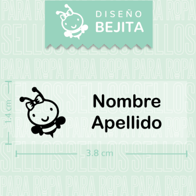 Sellos-para-Ropa-de-Bebe-Bejita