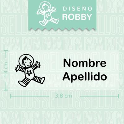 Sellos-para-Ropa-de-Bebe-Robby
