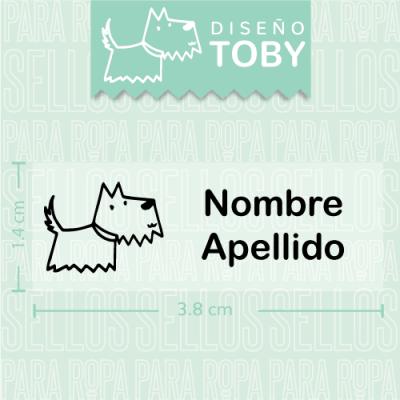 Sellos-para-Ropa-de-Bebe-Toby