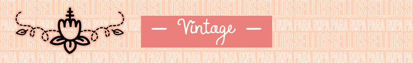 Sellos-para-Ropa-y-Papel-Vintage