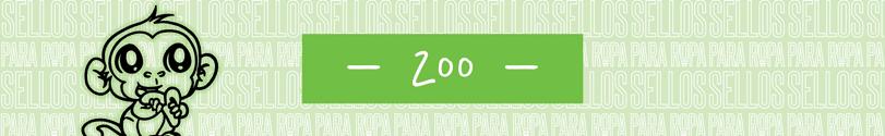 Sellos-para-Ropa-y-Papel-Zoo