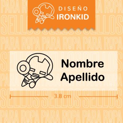 Sello-para-Ropa-Ironkid