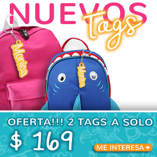 Tags-para-mochilas-loncheras-maletas
