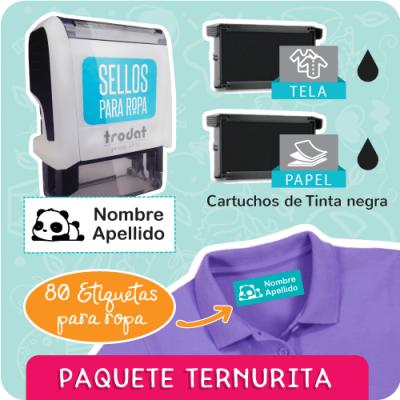 Sellos-Ropa-Paquete-Etiqueta-Ropa