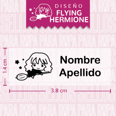 etiquetas-escolares-harry-potter-flying-hermione