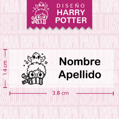 sellos-para-ropa-harry-potter-Harry-Potter