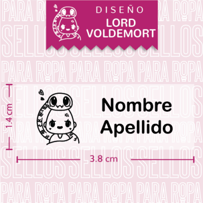 sellos-para-ropa-harry-potter-Lord-Voldemort