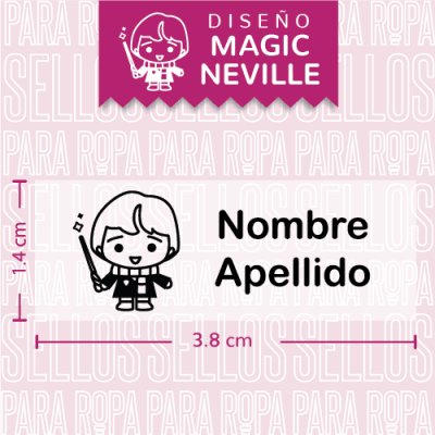 sellos-para-ropa-harry-potter-magic-neville